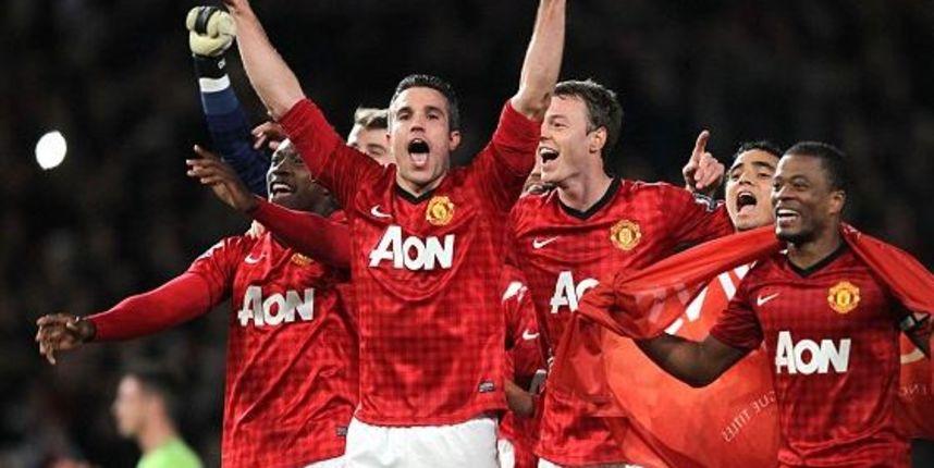Igrači Uniteda proslavili naslov prvaka vožnjom u Cityjevom taksiju