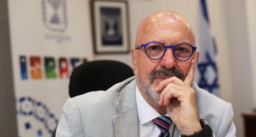 Izraelski veleposlanik u Hrvatskoj ističe: ''Za dom spremni' ne može biti i simbol junaštva i simbol zla'
