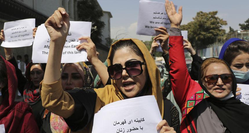 Otkazan prosvjed podrške ženama Afganistana