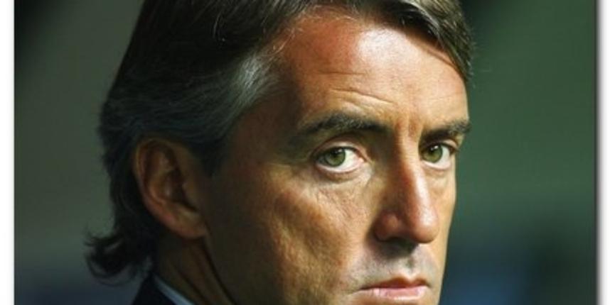 Roberto Mancini pruzima Manchester City?