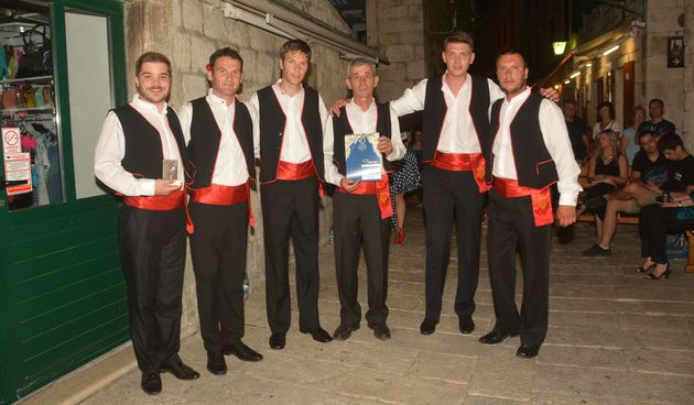 Svečanim otvorenjem započeo Festival dalmatinskih klapa Omiš 2017