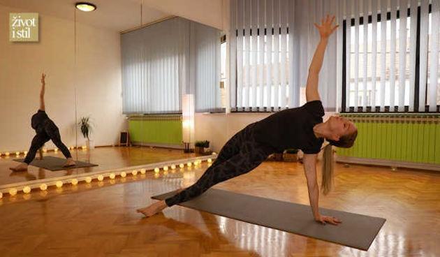 Vježbajte s Ines kod kuće: Joga za jačanje tijela (thumbnail)