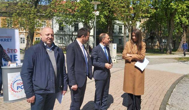 Djelatnica gradske uprave kandidaktinja je Domovinskog pokreta za gradonačelnicu Karlovca: Spremna sam i voljna odgovoriti na sve izazove