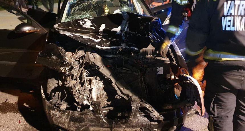 Objavljeni detalji teške prometne nesreće u Velikoj Gorici: 20-godišnja djevojka teško je ozlijeđena
