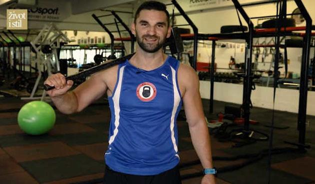 Ivan Brkljačić otkrio kako pravilno vježbati: (thumbnail)
