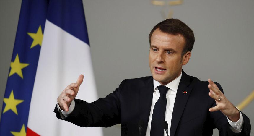 Macron proglasio karantenu do prvog prosinca: 'Drugi val bit će nesumnjivo biti ubojitiji od prvog'