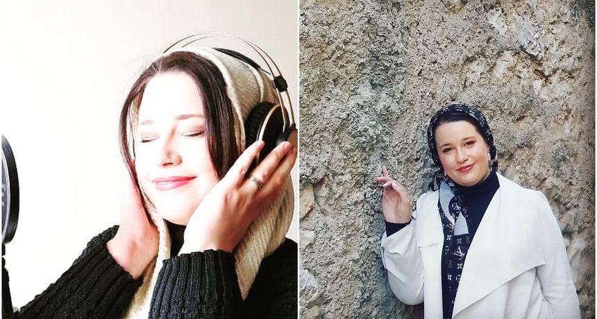 NADIA BISTROVIĆ Pjevačica, umjetnica i profesorica glazbeni san ostvarila u Teheranu