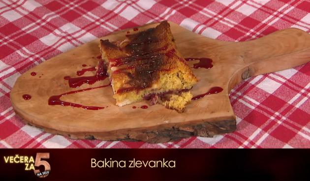 Recept za 5: Bakina zlevanka