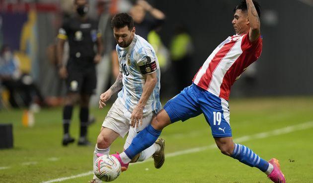 Argentina - Paragvaj