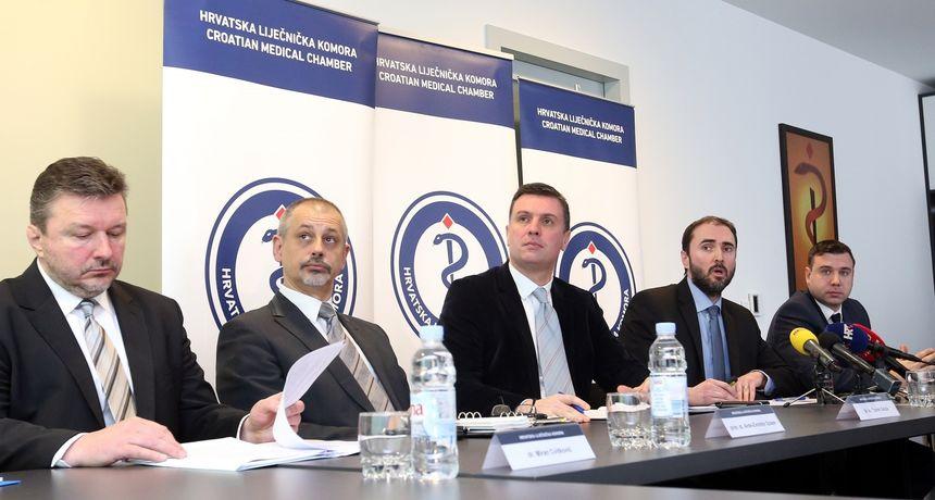 Hrvatske krovne liječničke organizacije protiv ukidanja priziva savjesti: 'To je radno pravo liječnika'