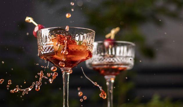 Hrana fina by Jozefina: Cherry Martini Cocktail je sve što vam treba za odlično druženje s prijateljima ovog vikenda