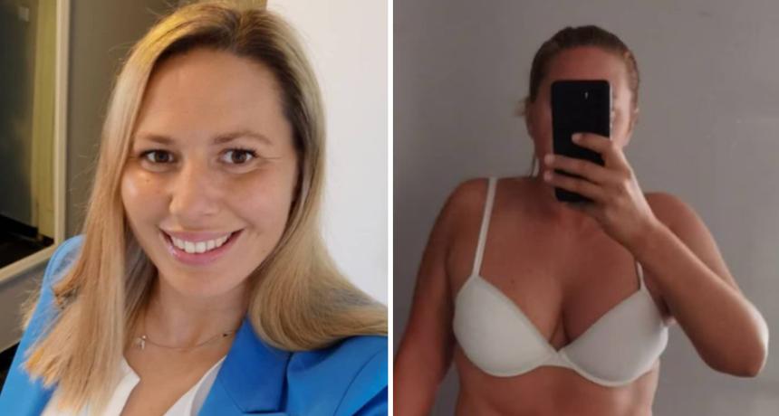 Marica iz 'Života na vagi' pozirala u grudnjaku i pokazala trbušne mišiće: 'Prekrasno izgledaš'