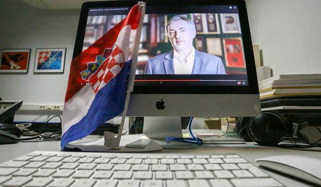 Miroslav Škoro objavio kandidaturu za predsjednika države