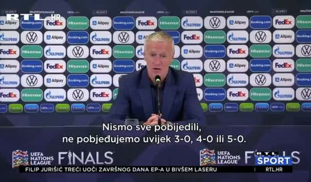 Belgija još jednom bez finala velikog natjecanja, Francuska ide u finale Lige nacija (thumbnail)