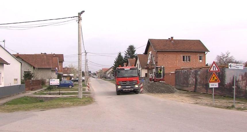 Započeli radovi na izgradnji biciklističke staze kroz Bilje