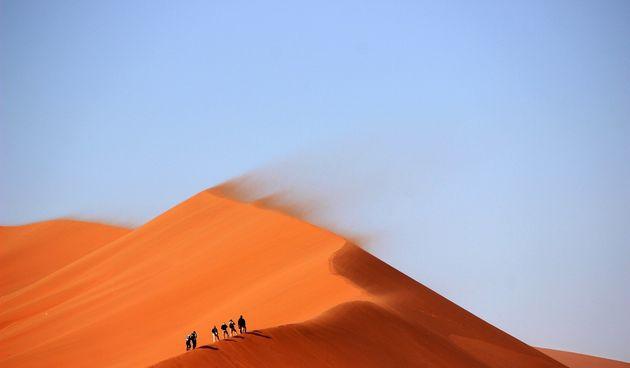 Rasprostranjenost pustinja