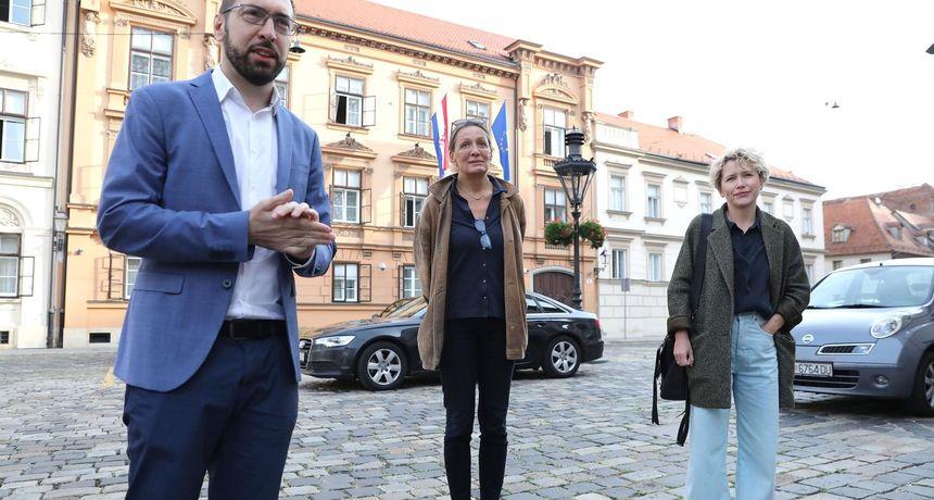 Umjesto Tomaševića i Borić: U Sabor ulaze glumica Urša Raukar Gamulin i čelnica Nove ljevice Ivana Kekin