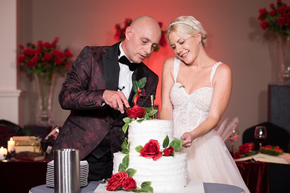 brak na prvu, Lidija i Alen