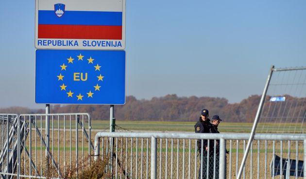 Slovenska granica