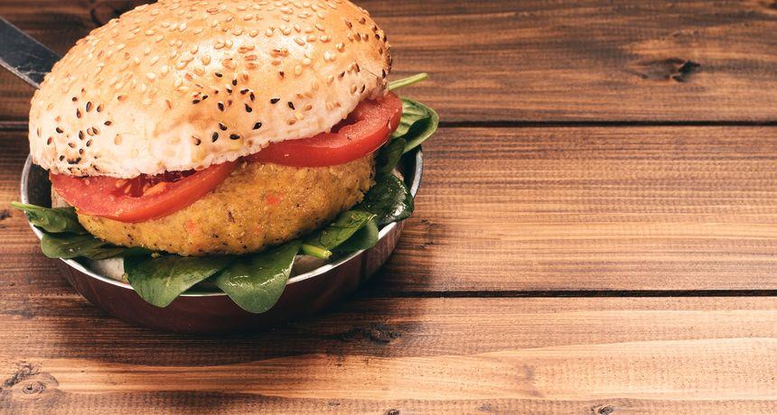 Kvinoja recept - zdravi burgeri od kvinoje i slanutka