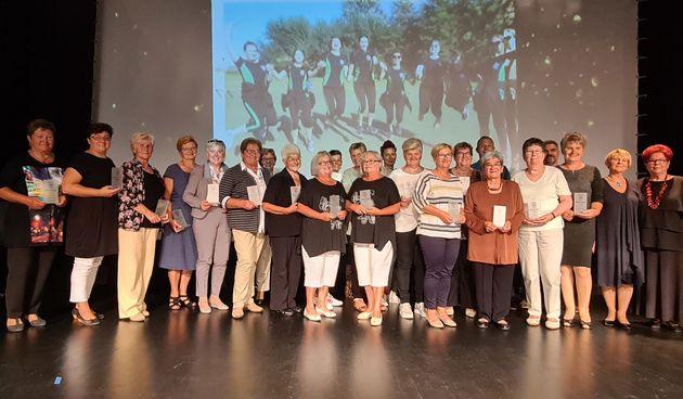 VELIKA OBLJETNICA Udruga Sport za sve Mursko Središće obilježila 25. godina postojanja