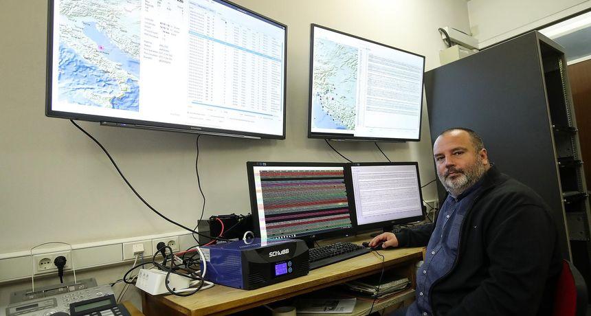 Seizmolog: 'Na području cijele Hrvatske bilježimo povećanu seizmičku aktivnost, nije isključeno da će biti i jačeg potresa'