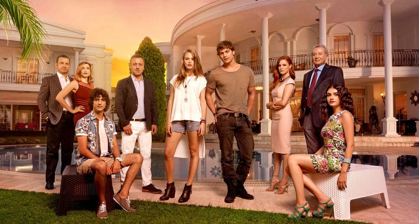 Nova serija 'Plima i oseka' turska je verzija američke hit-serije 'O.C.'