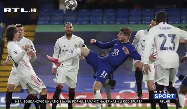 Tuchel: 'Sretan sam što mogu voditi ovu momčad', Zidane: 'Chelsea je bio superioran' (thumbnail)