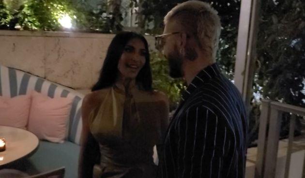Kim Kardashian i Maluma