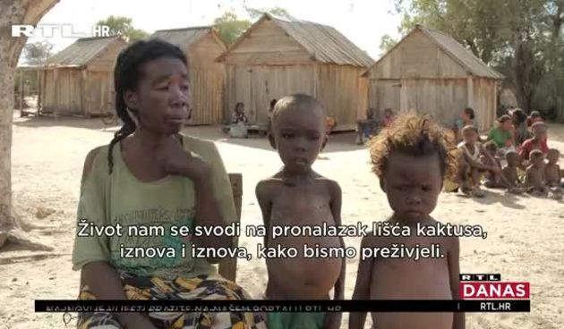Na Madagaskaru ljudi umiru od gladi zbog suše, posebno su ugrožena djeca koja se hrane kukcima (thumbnail)
