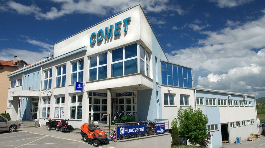 OGLAS ZA POSAO Comet d.o.o. Novi Marof traži komercijaliste