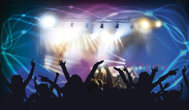 House glazba - Glazba noćnih klubova i privatnih zabava