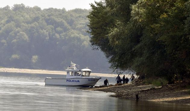 Dunav, policija