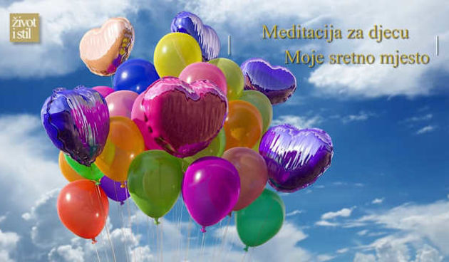 Vođena meditacija Mirjane Petković za djecu: Moj sretno mjesto (thumbnail)