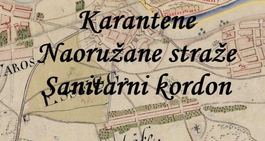 Povijest epidemija u Slavoniji: Srijemska kuga u 18. stoljeću
