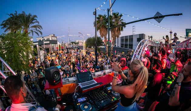 Kraj ljeta rezervirajte za elektronsku glazbenu poslasticu 'Let The Music Be Free' na Jarunu