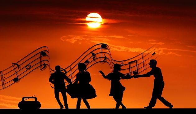 Ples twist - ples koji je blizak rocku