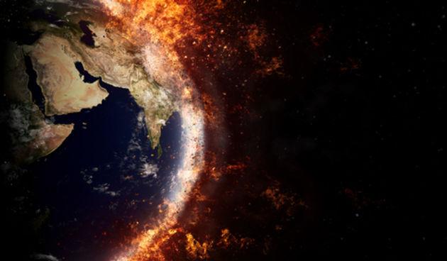 Zemlja u plamenu