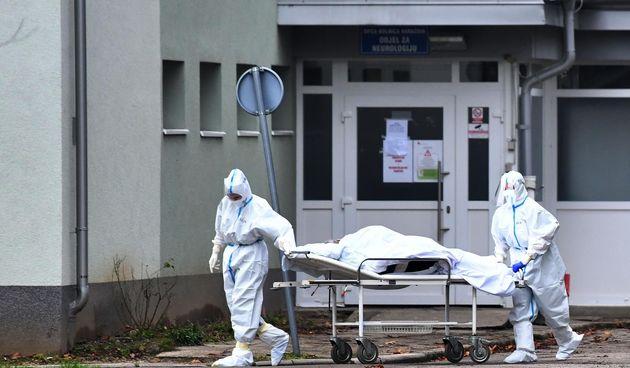 U protekla 24 sata u Hrvatskoj preminulo 25 osoba, koronavirusom zaraženo još 138