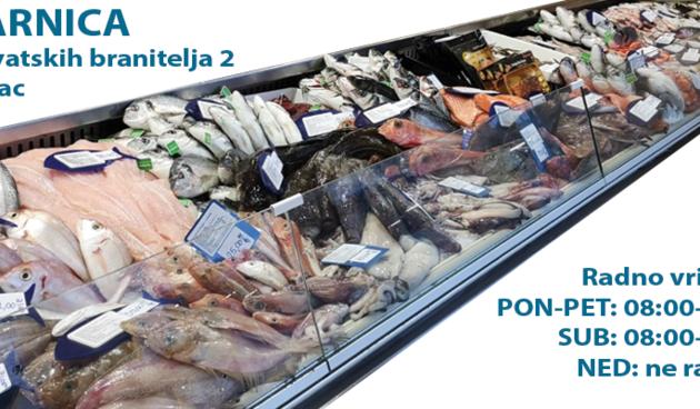 Dostava ribe na području Karlovca i Duge Rese - nazovite Meduzu i uživajte u morskim delicijama