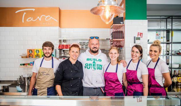 """Kolači kakve još niste probali: Otvorena slastičarnica """"Tara sweets"""" na Korzu u Karlovcu"""