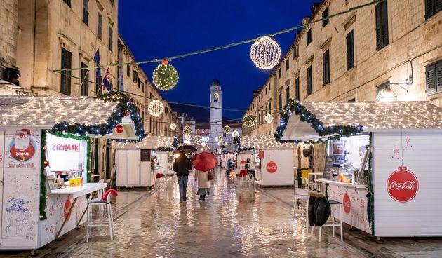 Advent u Dubrovniku