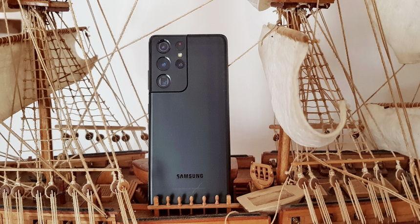 Samsung Galaxy S21 5G Ultra recenzija - kraljevski luksuz u karakteristikama