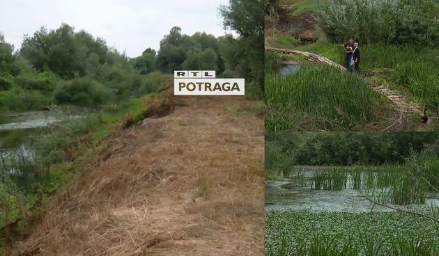 Una, Hrvatska Dubica, Potraga