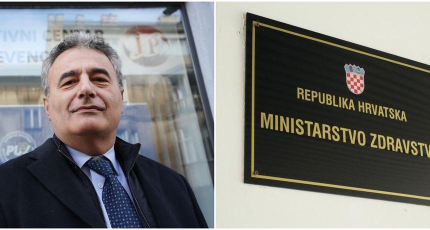 Oglasilo se Ministarstvo zdravstva nakon Kalinićeve prozivke koji tvrdi da je naručio 500.000 doza Pfierovog cjepiva koje 'negdje leži'