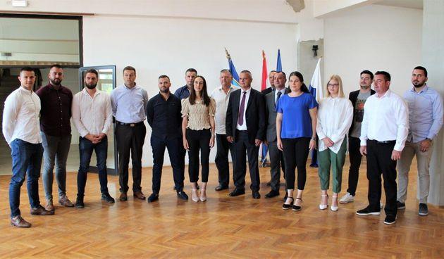 Održana konstituirajuća sjednica GV Grada Benkovca