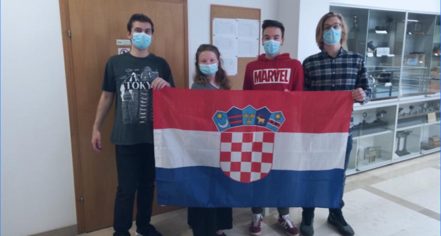 Hrvatskoj bronca na međunarodnoj 55. Mendeljejevljevoj kemijskoj olimpijadi