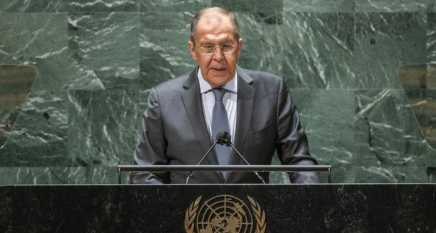 Ruski ministar vanjskih poslova Lavrov: 'Pitanje međunarodnog priznanja talibana trenutno nije na stolu'