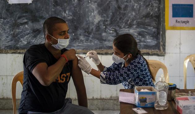 Indija, koronavirus, cijepljenje
