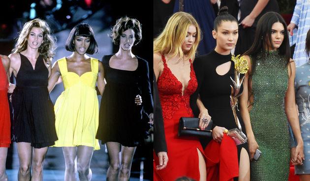 Modeli 90-ih vs. modeli danas